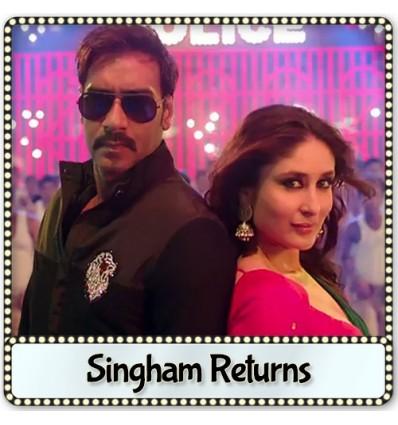 Aata Majhi Satakli - Singham Returns (2014)