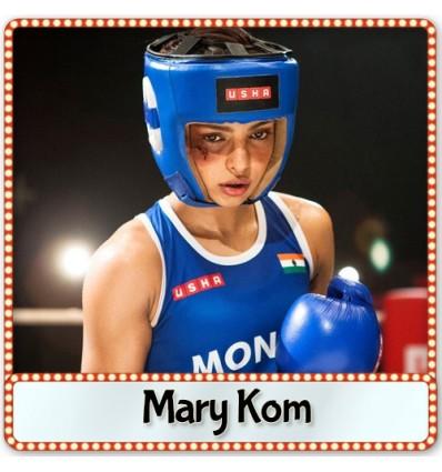 Ziddi Dil - Mary Kom (2014)