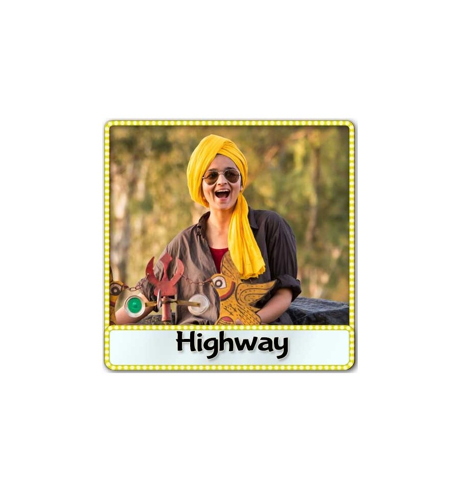 Download Gemale Version Audio Song Sakiyaan: Highway (2014
