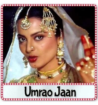 In Aankhon Ki Masti - Umrao Jaan (1981)