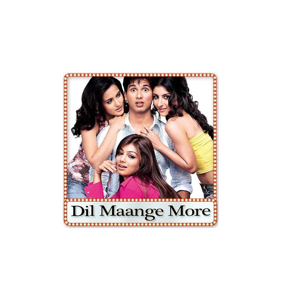 Aisa Deewana Hua Hai Ye Dil Mp3 Karaoke Dil Maange More Movie Karaoke