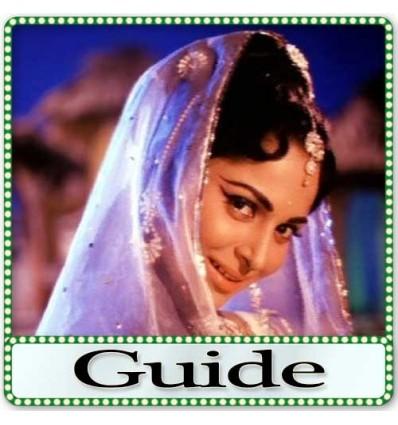 Aaj Phir Jeene Ki Tamanna Hai - Guide (1965) | Hindi Mp3 ...