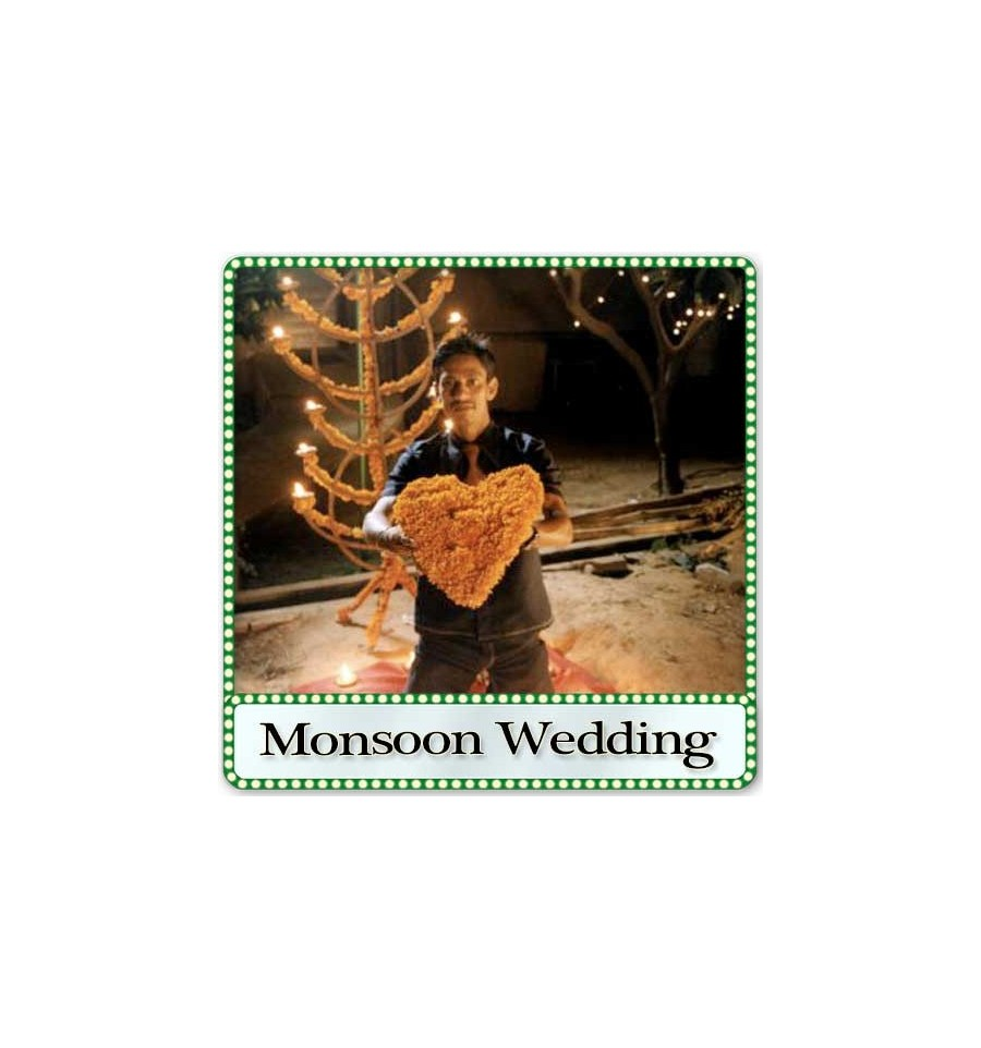 Monsoon Wedding Songs: Aaj Mera Jee Karda (with Chorus) - Monsoon Wedding