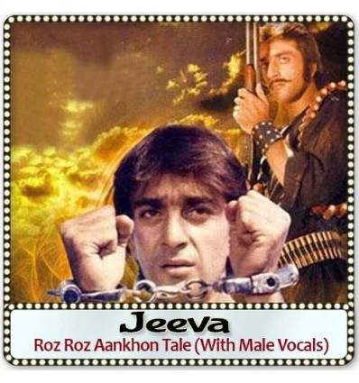 Roz Roz Aankhon Tale (With Male Vocals)