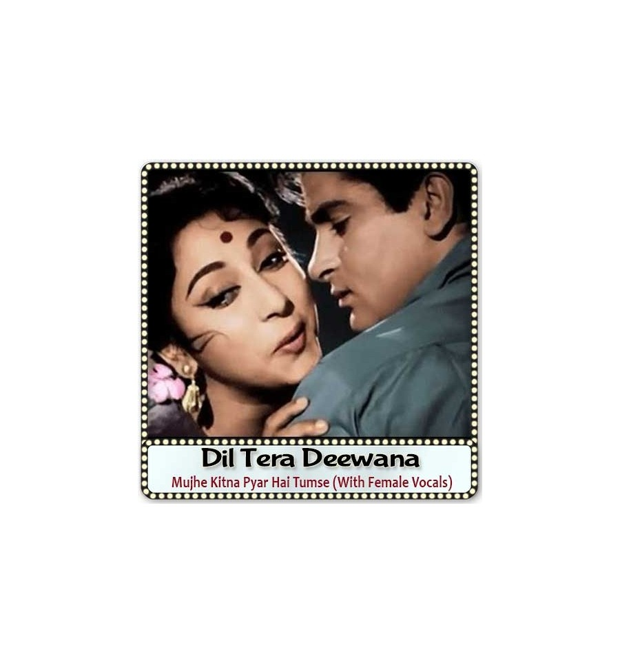 Bepanah Pyar Hai Tumse Song From Bepanah: Mujhe Kitna Pyar Hai Tumse (With Female Vocals) Karaoke