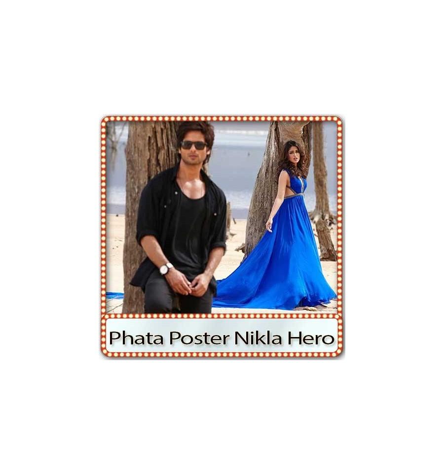 Mere Bina Tu Karaoke | Phata Poster Nikla Hero Karaoke