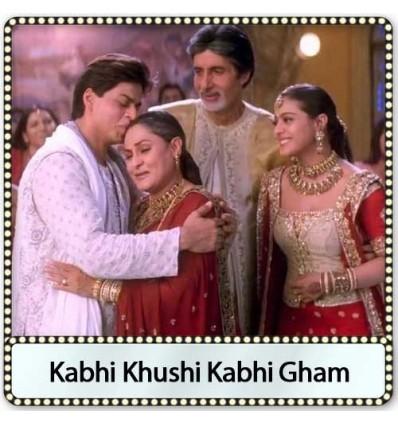 kabhi khushi kabhie gham video song download pagalworld