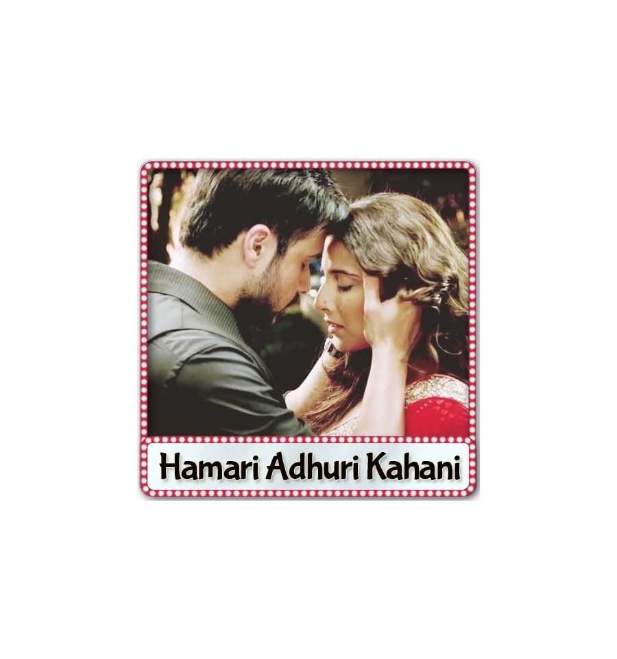 Humnava Karaoke | Hamari Adhuri Kahani Karaoke