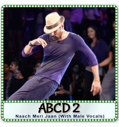 Naach Meri Jaan (With Male Vocals)