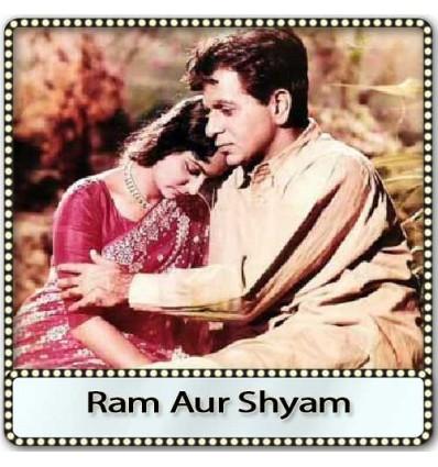 Main Hoon Saqi Tu Hai Sharabi Sharabi Karaoke | Ram Aur ...