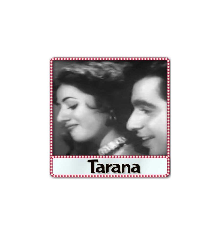 Nain Mile Nain Karaoke | Tarana Karaoke
