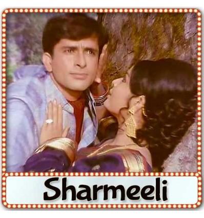 Aaj Madhosh Hua Jaye Re Lyrics - Sharmeeli