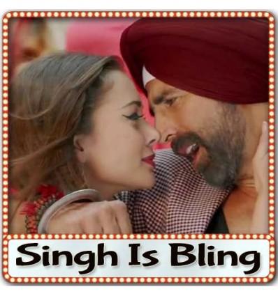 Mahi Aaja Karaoke | Singh Is Bling Karaoke