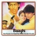 Har Kasam Se Badi Hai (With Female Vocals) - Baaghi