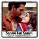 Kheech Meri Photo (With Male Vocals) - Sanam Teri Kasam (MP3 Format)