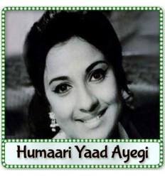 Kabhi Tanhaiyon Mein Yun Humaari Yaad Ayegi - Humaari Yaad Ayegi (MP3-Format)