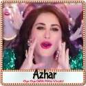 Oye Oye - With Male Vocals - Azhar (MP3 Format)