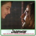 Tujhko Na Dekhun To Dil Ghabrata (With Female Vocals) - Jaanwar (MP3 Format)