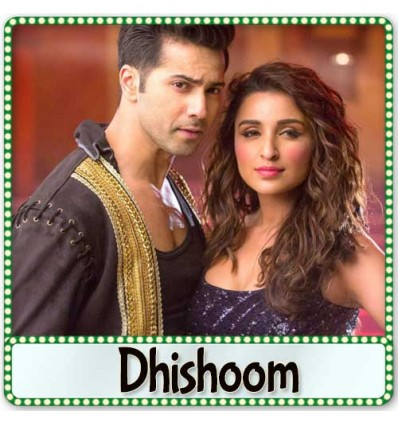Jaaneman Aah - Dishoom (MP3 Format)