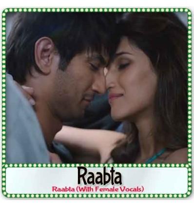 Raabta (With Female Vocals)
