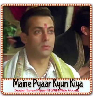 Saajan Tumse Pyaar Ki (With Male Vocals)