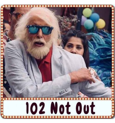 Baadumba Karaoke - 102 Not Out (MP3 Format)
