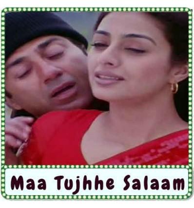 Oye Ranjhana Karaoke - Maa Tujhhe Salaam (MP3 Format)