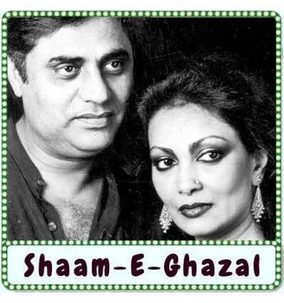 Socha Nahin Achha Bura Karaoke - Shaam-E-Ghazal (MP3 Format)