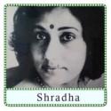 Shran Prabhu Ki Karaoke - Shradha (MP3 Format)