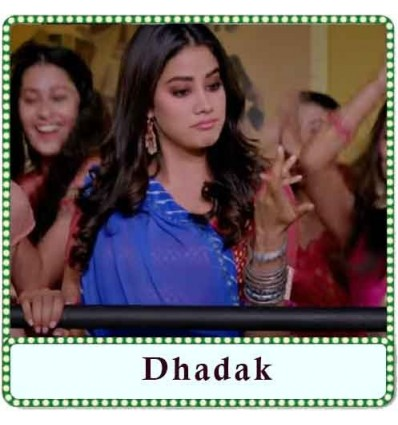 Zingaat Karaoke - Dhadak (MP3 Format)