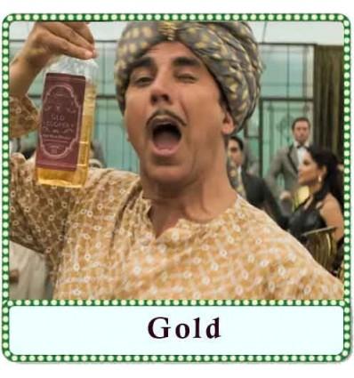 Chhad Gayi Karaoke - Gold (MP3 Format)