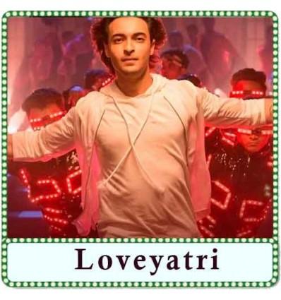 Rangtaari Karaoke - Loveyatri