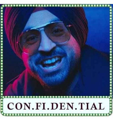 Beedio Call Karaoke - CON.FI.DEN.TIAL