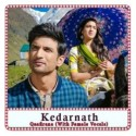 Qaafirana (With Female Vocals) Karaoke - Kedarnath