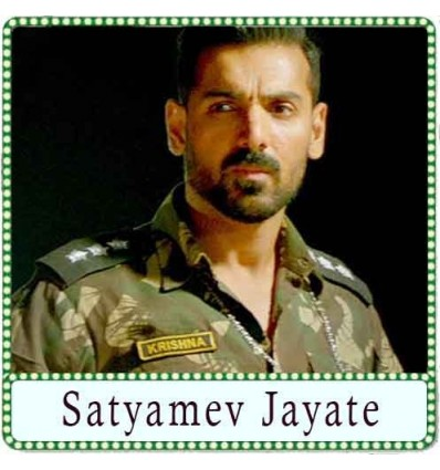 Dilbar Dilbar Karaoke - Satyamev Jayate