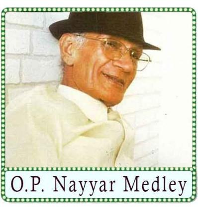Best Of O.P. Nayyar Medley Karaoke - O.P. Nayyar Medley (MP3 Format)