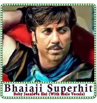 Baby-Jaanleva-Hai-With-Male-Vocals-Bhaiaji-Superhit