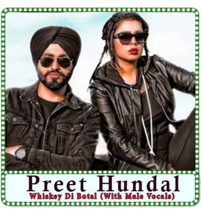 Whiskey-Di-Botal-With-Male-Vocals-Preet-Hundal