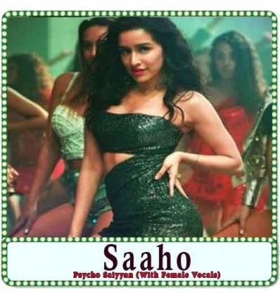 Psycho Saiyyan (With Female Vocals) Karaoke