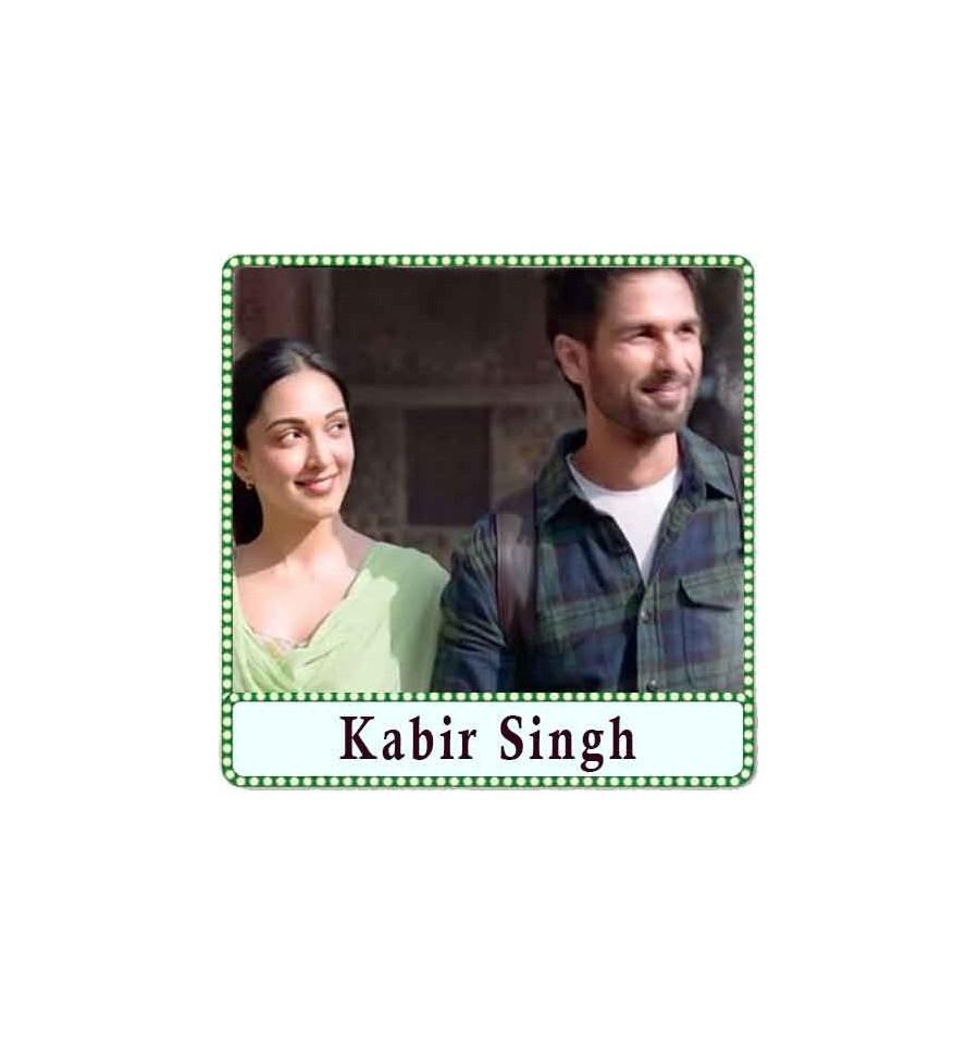 Tera Ban Jaunga (With Female Vocals) Karaoke | Kabir Singh