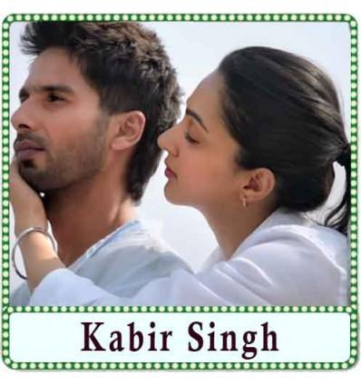 Tera Ban Jaunga Karaoke | Kabir Singh Karaoke