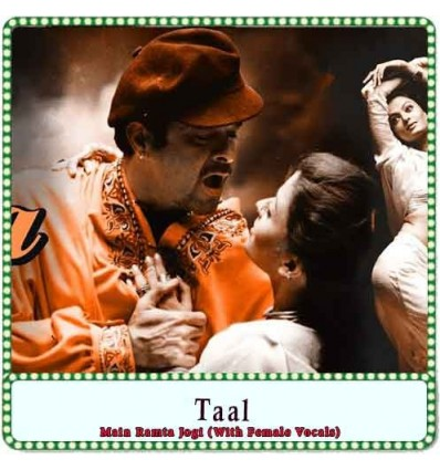Main Ramta Jogi (With Female Vocals) Karaoke - Taal