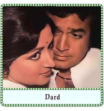 Pyar Ka Dard Hai Karaoke - Dard