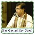 Jai Radha Madhav Karaoke - Hey Govind Hey Gopal