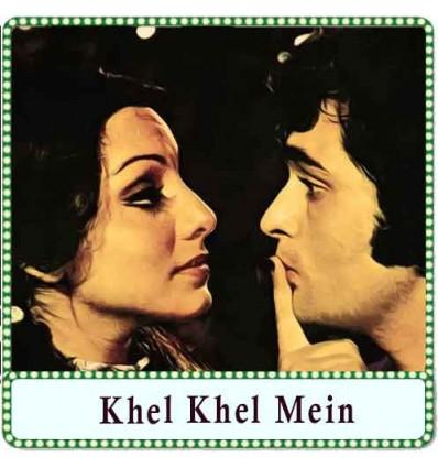 Khullam Khulla Pyar Karenge Karaoke - Khel Khel Mein (MP3 Format)