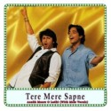 Aankh Maare O Ladki (With Male Vocals) Karaoke - Tere Mere Sapne