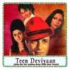 Likha Hai Teri Ankhon Mein (With Male Vocals) Karaoke - Teen Deviyaan