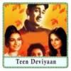 Likha Hai Teri Ankhon Mein Karaoke - Teen Deviyaan