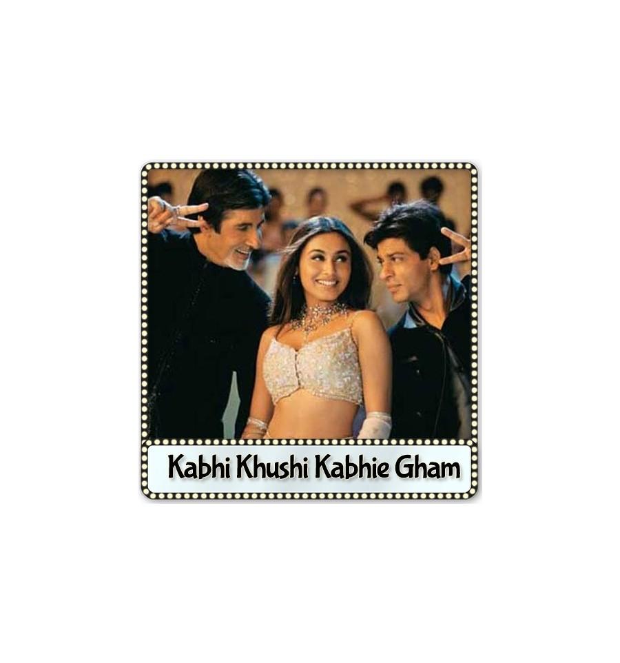 Kabhi Khushi Kabhie Gham (2001) Songs Download