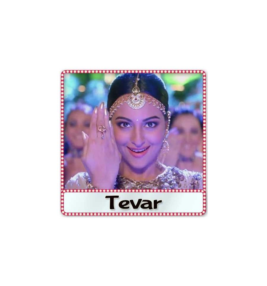 Radha Nachegi Karaoke | Tevar Karaoke | Download Hindi MP3